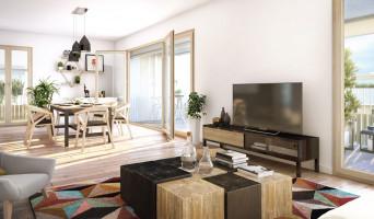 Lyon programme immobilier neuve « So'Ô - Confluence »  (4)