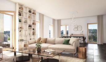 Lyon programme immobilier neuve « So'Ô - Confluence »  (5)