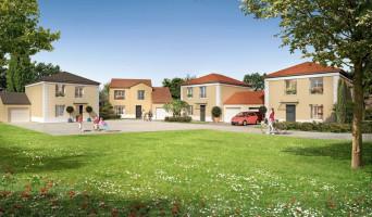 Bruyères-sur-Oise programme immobilier neuve « Domaine des Chanterelles »  (2)