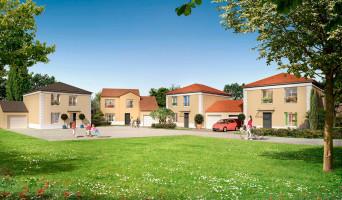 Bruyères-sur-Oise programme immobilier neuve « Domaine des Chanterelles »  (3)