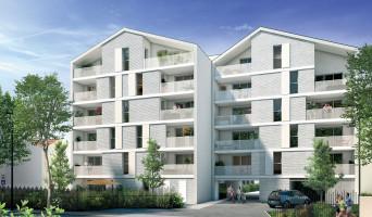 Toulouse programme immobilier neuf « Eden Square » en Loi Pinel