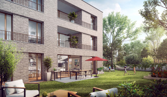 Versailles programme immobilier neuf « Domaine Lully