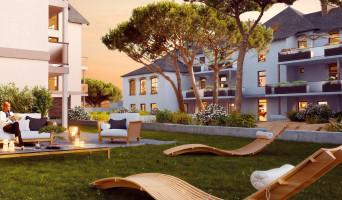 La Baule-Escoublac programme immobilier rénové « La Villa du Marché » en loi pinel