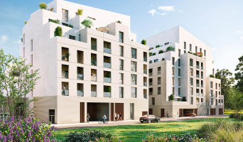 Bordeaux programme immobilier neuf « Totem » en Loi Pinel