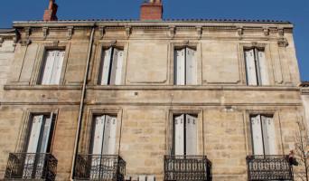 Bordeaux programme immobilier rénové « Villa de l'Yser » en loi pinel