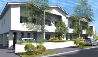Saint-Médard-en-Jalles programme immobilier neuf « Le Hameau du Stade » en Loi Pinel