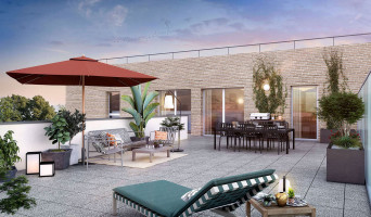 Argenteuil programme immobilier rénové « Variations » en loi pinel
