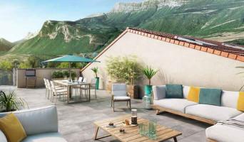 Claix programme immobilier rénové « Villa Verdana » en loi pinel