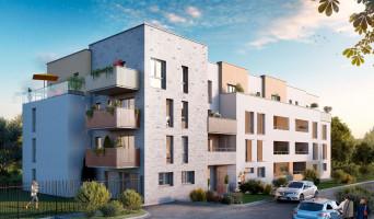Saint-Jean-de-Braye programme immobilier rénové « Villas Cédrat » en loi pinel