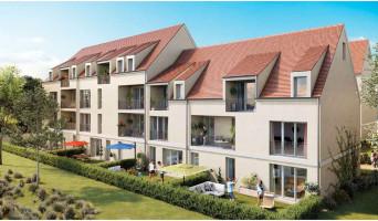 Gonesse programme immobilier rénové « Villa Nature » en loi pinel