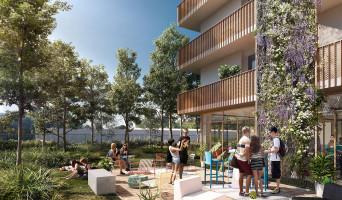 Lormont programme immobilier neuve « Cosmopolitan »