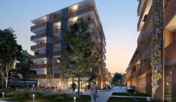Lormont programme immobilier neuve « Cosmopolitan »  (2)