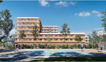 Lormont programme immobilier neuve « Cosmopolitan »  (3)