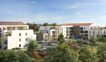 Toulouse programme immobilier neuf « E-Maj - Tr. 2 » en Loi Pinel