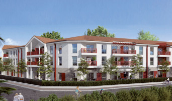 Cambo-les-Bains programme immobilier neuve « Herri Erdian »