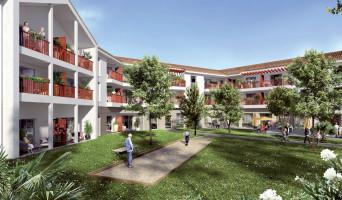 Cambo-les-Bains programme immobilier neuve « Herri Erdian »  (2)