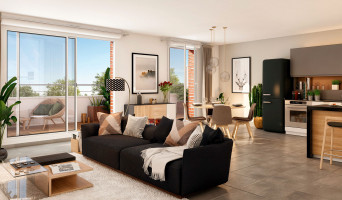 Livry-Gargan programme immobilier neuve « Cours Briand »