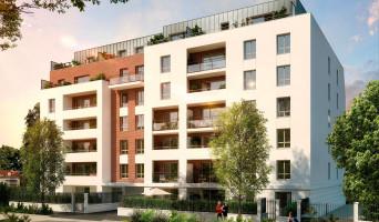 Livry-Gargan programme immobilier neuve « Cours Briand »  (2)