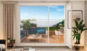 Livry-Gargan programme immobilier neuve « Cours Briand »  (3)
