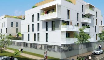 Le Petit-Quevilly programme immobilier neuve « L'Initial »