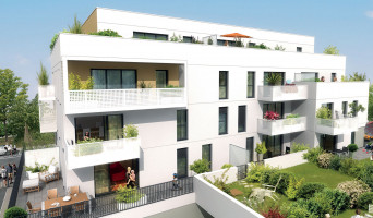 Le Petit-Quevilly programme immobilier neuve « L'Initial »  (2)