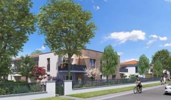 Cugnaux programme immobilier rénové « Résidence n°216127 » en loi pinel