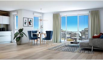 Nice programme immobilier rénové « Nova Dolce » en loi pinel
