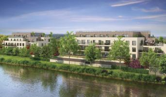 Persan programme immobilier rénové « Le Panorama » en loi pinel