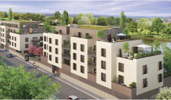 Persan programme immobilier neuve « Le Panorama » en Loi Pinel  (2)