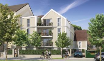 Dammarie-les-Lys programme immobilier rénové « Le Pavillon du Lys » en loi pinel