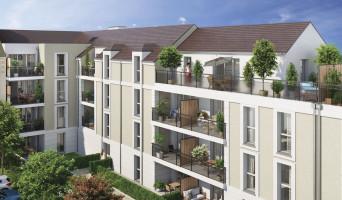 Dammarie-les-Lys programme immobilier neuve « Le Pavillon du Lys » en Loi Pinel  (2)