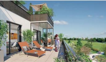 Moissy-Cramayel programme immobilier rénové « Villa Cérès » en loi pinel