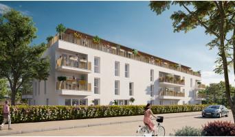 Carbon-Blanc programme immobilier rénové « Le Clos des Chênes Blancs » en loi pinel