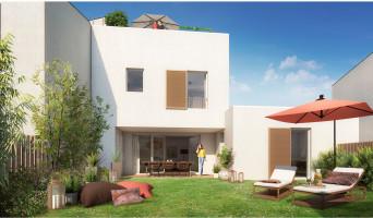 Beauzelle programme immobilier rénové « Urban Lodge - Les Villas »