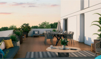 Toulouse programme immobilier neuve « Coeur Floréal »  (3)