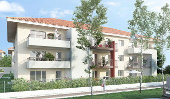 Albertville programme immobilier rénové « Le Domaine de l'Arly » en loi pinel