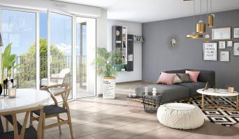 Albertville programme immobilier neuve « Le Domaine de l'Arly »  (2)
