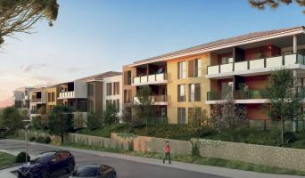 Draguignan programme immobilier neuve « Les Balcons de Provence » en Loi Pinel  (2)