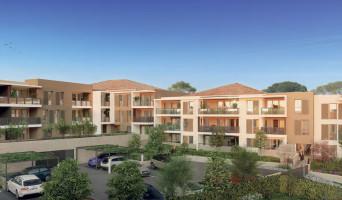 Draguignan programme immobilier neuve « Les Balcons de Provence » en Loi Pinel  (3)