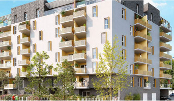 Montpellier programme immobilier neuve « Esquisse » en Loi Pinel  (2)