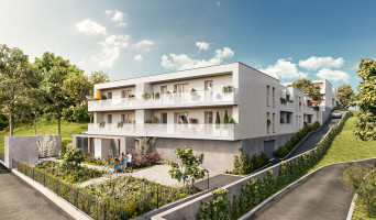 Montpellier programme immobilier rénové « Terrasses des Grèzes » en loi pinel