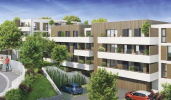 Juziers programme immobilier neuve « Le Domaine de Rose »