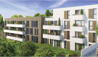 Juziers programme immobilier neuve « Le Domaine de Rose »  (2)