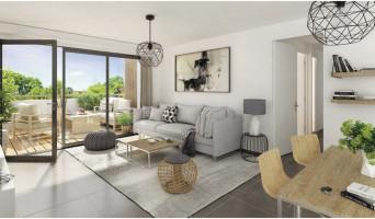Juziers programme immobilier neuve « Le Domaine de Rose »  (3)