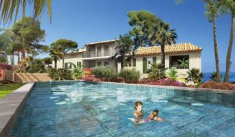 Sainte-Maxime programme immobilier rénové « Ambre » en loi pinel