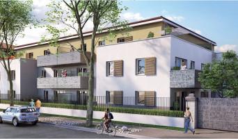 Istres programme immobilier neuve « Carré Lumière » en Loi Pinel  (2)