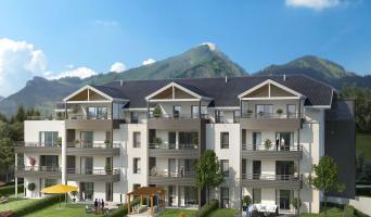 Divonne-les-Bains programme immobilier rénové « Horizon Nature » en loi pinel