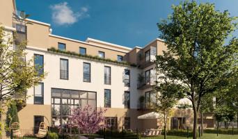 L'Haÿ-les-Roses programme immobilier rénové « Caract'Air » en loi pinel