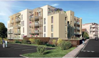Saint-Jean-de-Braye programme immobilier neuve « Le Luscinia »