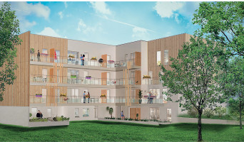 Saint-Jean-de-Braye programme immobilier neuve « Le Luscinia »  (2)
